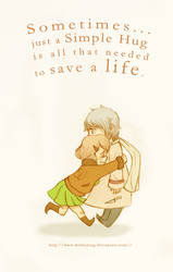 APH: how to save a life by MieKuning