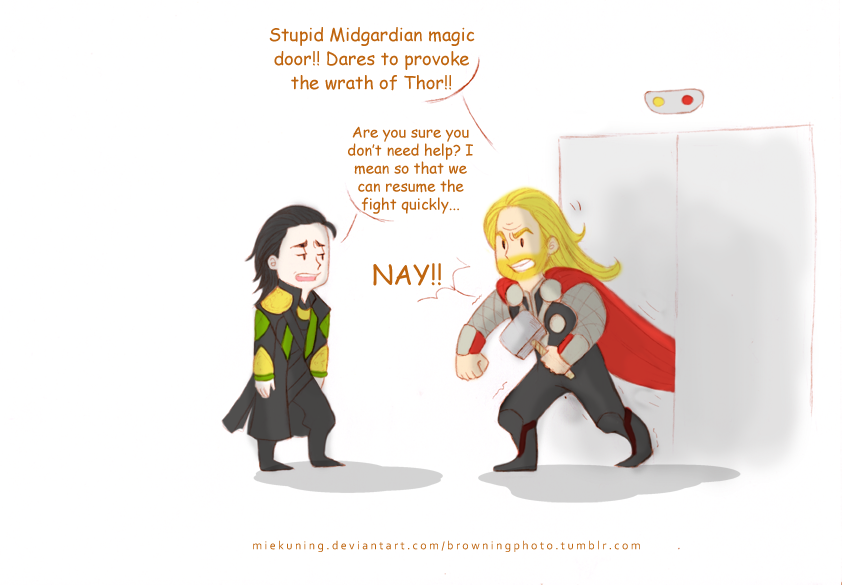 Thor: Cape Issue by MieKuning