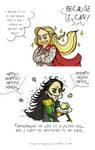Thor: hairy matter