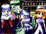 Higurashi Girls