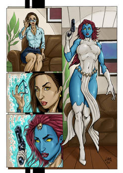 Mystique colors