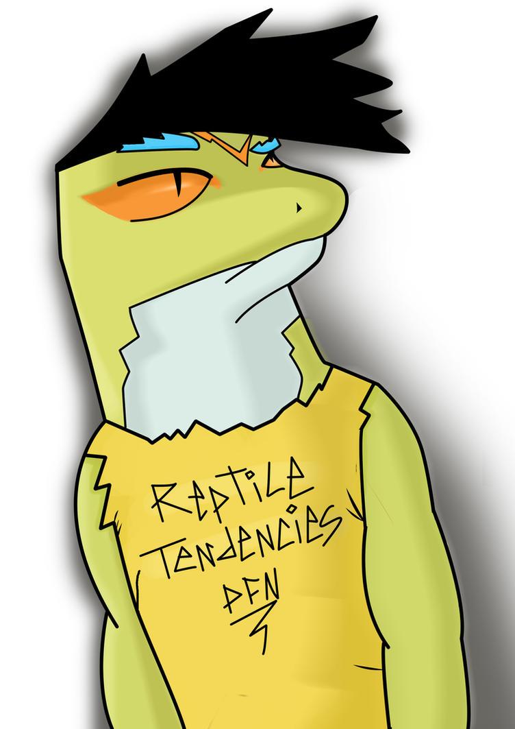 Mondo Gecko (IDW Comics) by Dianafannick - 101.9KB