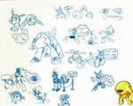 Mega Doodlez