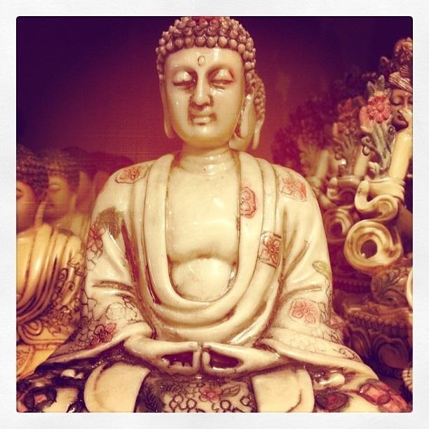 Buddha by SatphireDA