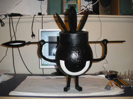 Iron Helm Yaripon