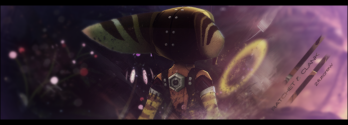 Ratchet and Clank. by FuuX