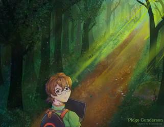 A Forest Journey by Koalaaipom