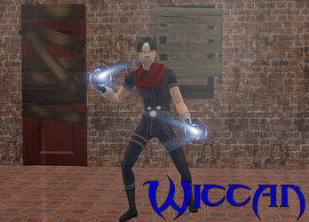 Wiccan Sims 2 Style by dracine