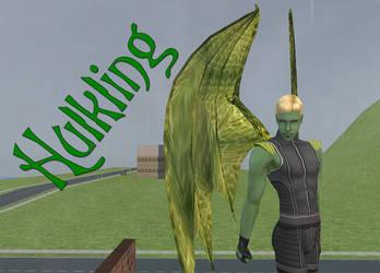 Hulkling Sims 2 Style by dracine