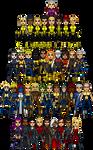 X-Men Micros 2