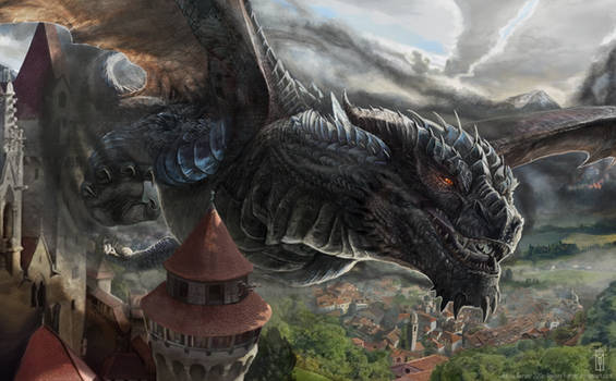 In the Shadow of the Dragon