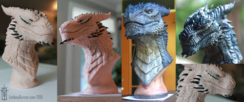 Tarkustralszar Sculpture by LindseyBurcar
