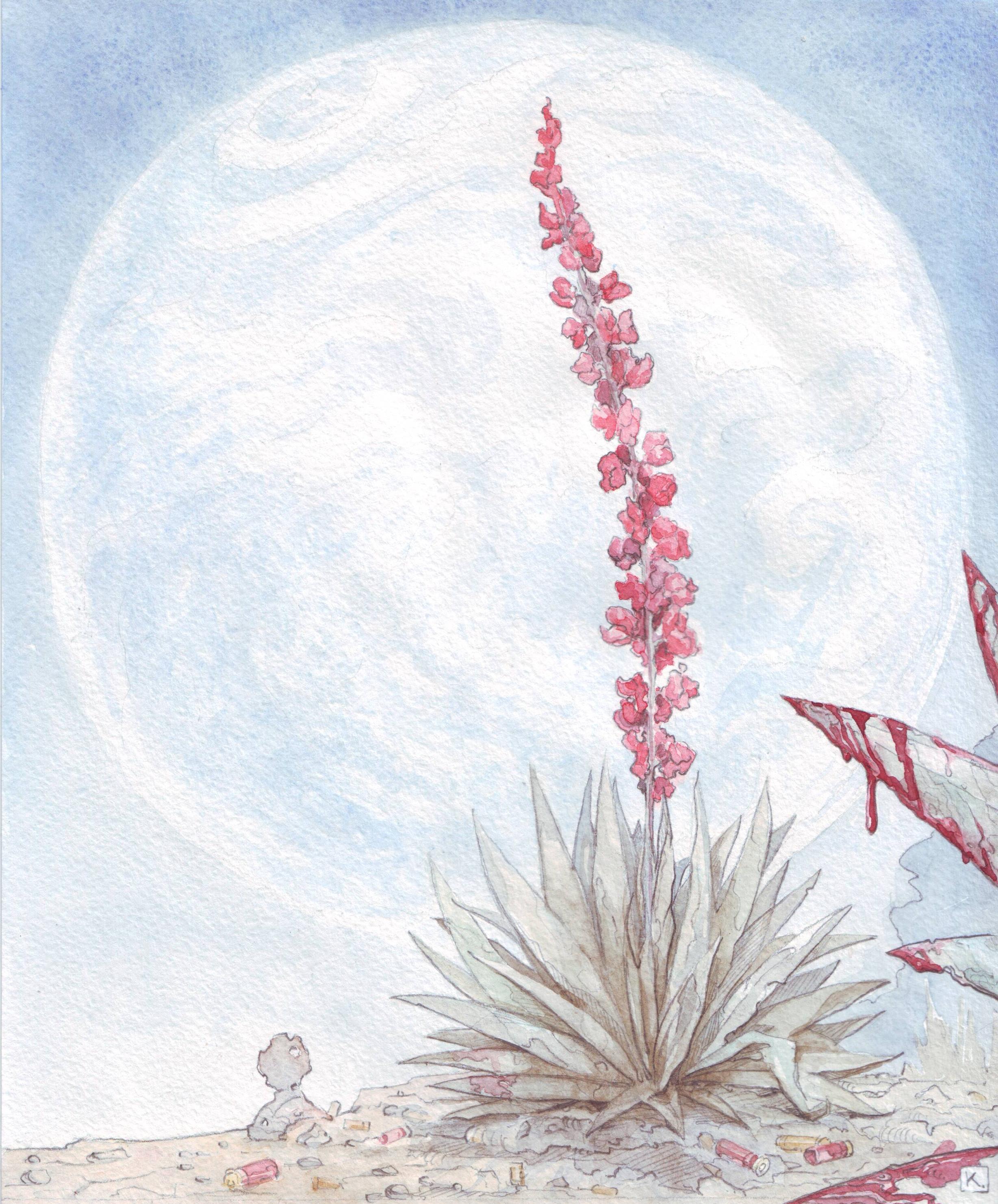 11 - Bladeflower