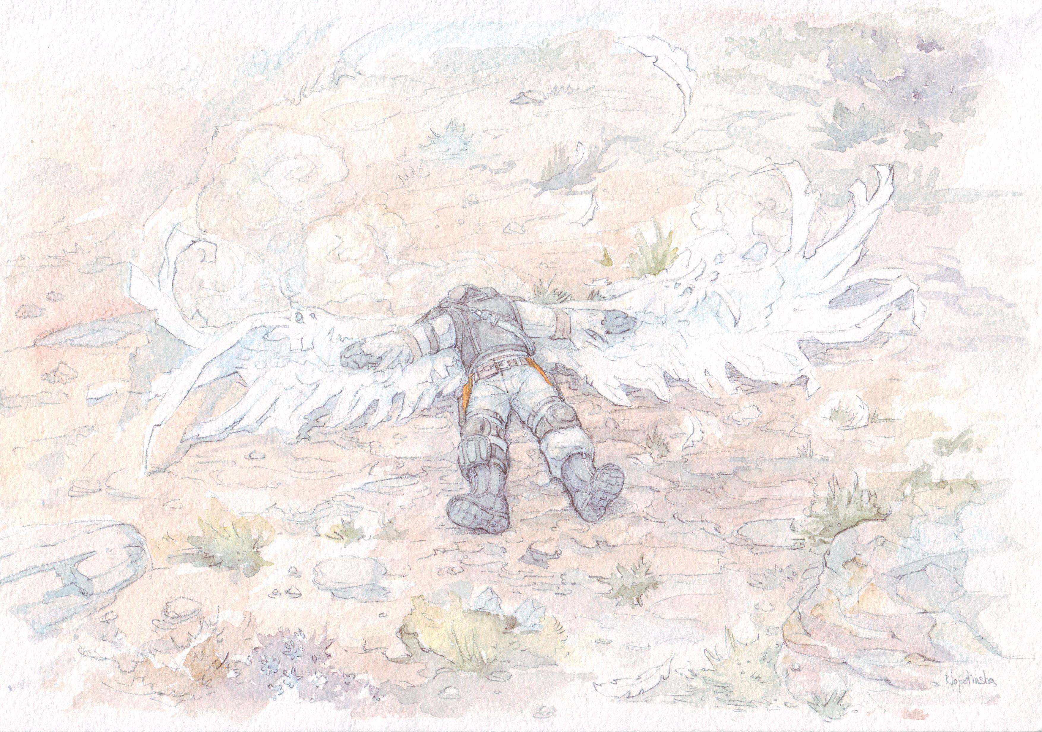 9 - everlasting Icarus