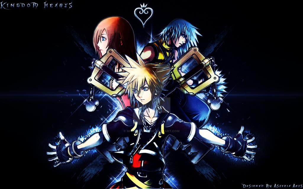 Kingdom Hearts Backgro...