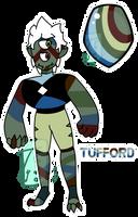 GIFT: Tufford (Fordite) by Tyfordd