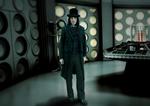 Noel Fielding as the Doctor by Elmic-Toboo