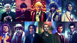 Doctor Who Wallpaper v1