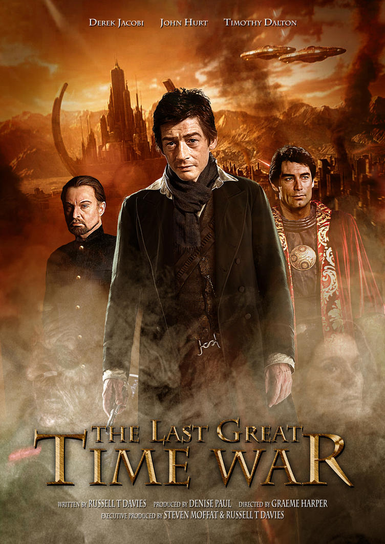 The Last Great Time War by Elmic-Toboo