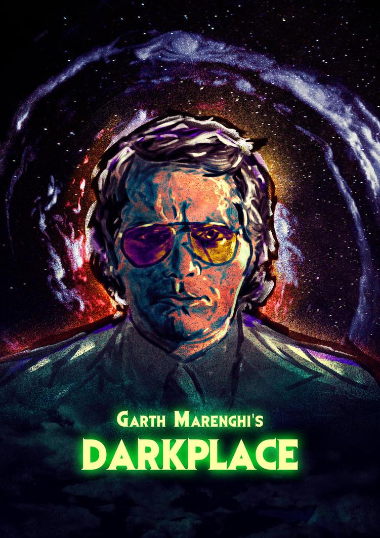 Garth Marenghi's DARKPLACE by Elmic-Toboo