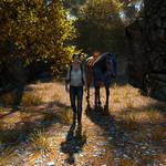Ellie Horse Canyon 2