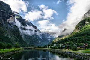 Norway by Lianessa