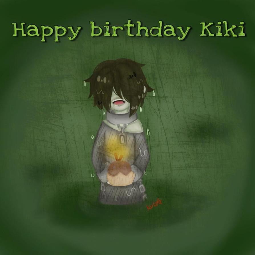 Happy Birthday Kiki ! by LamKarla