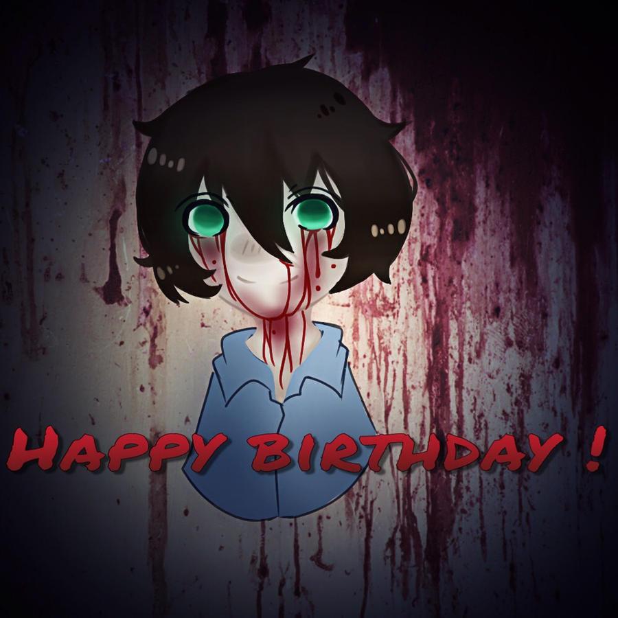 Happy birthday gift ! by LamKarla