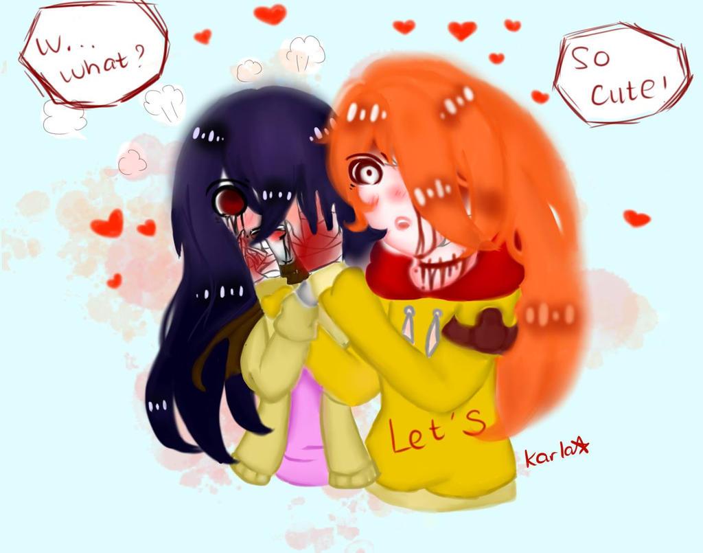 You're so cute ! by LamKarla