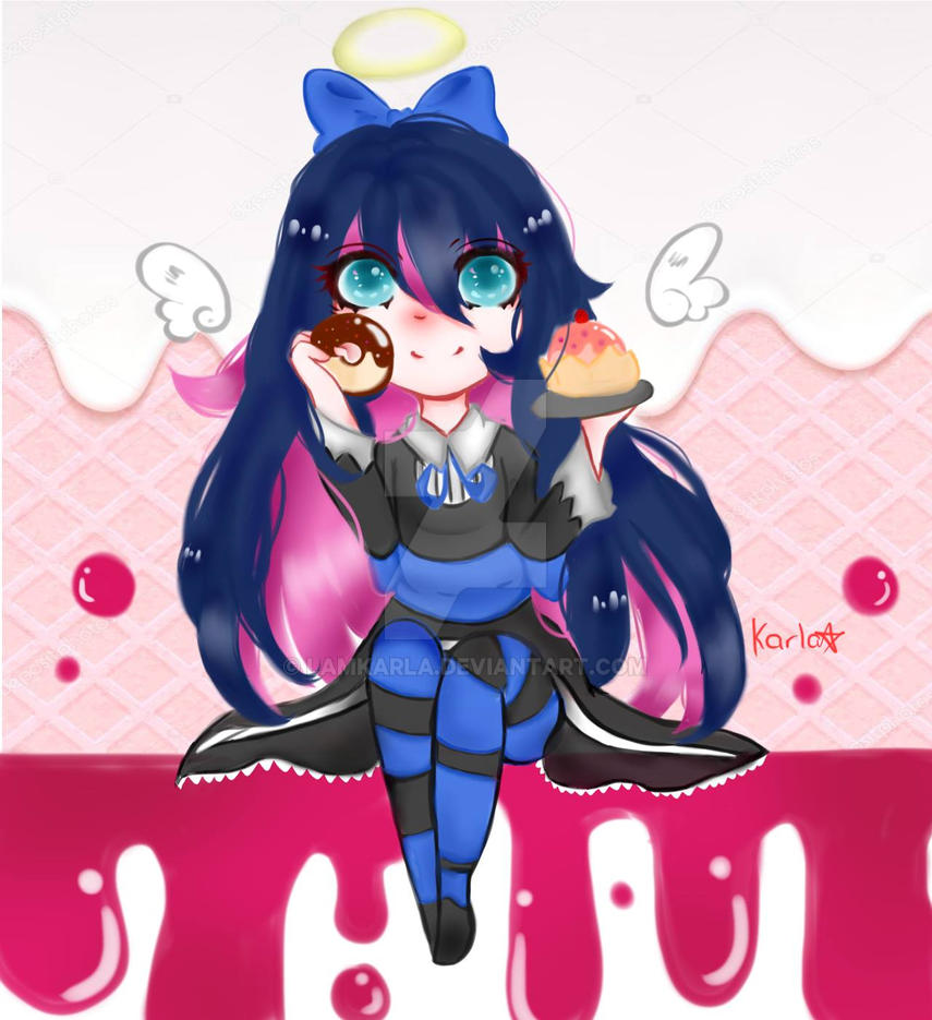Fanart Stocking by LamKarla