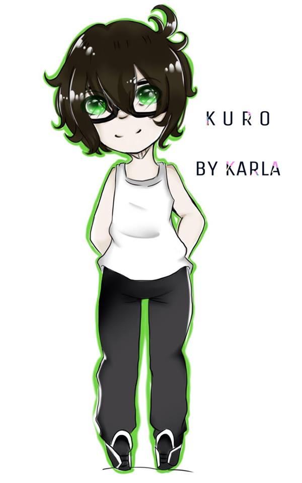 [COMMISSION] K U R O by LamKarla