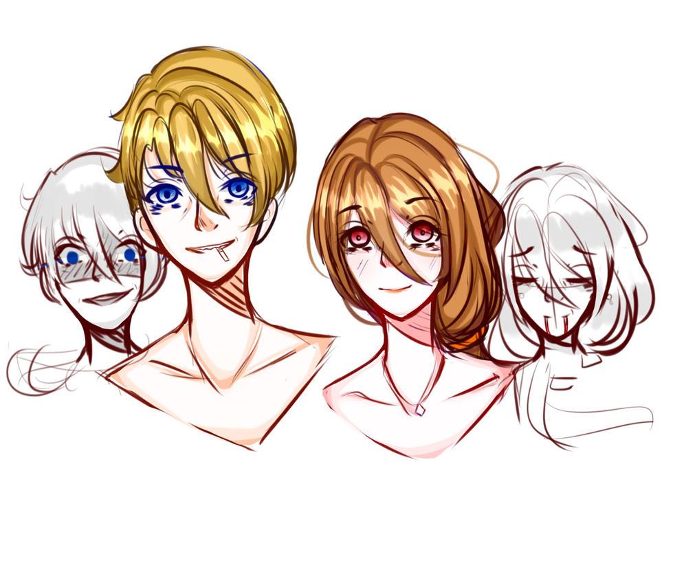 KASAI'S FAMILY by LamKarla