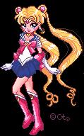 Sailor Moon Doll by chiisankawaii