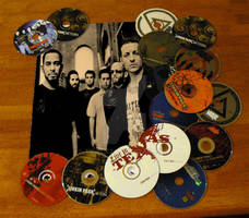 Bandmerch: Linkin Park 01