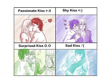 Kiss Meme