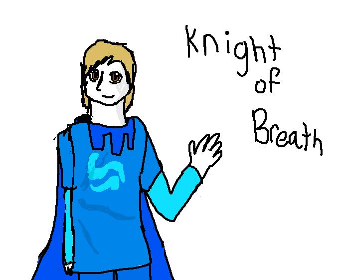 Knight of Breath by XxSilentSnow