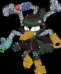 Deckuckiy the duck