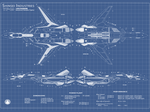 YF-19 Blueprint