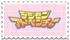[stamp ] Digimon Adventure by jellyjuri