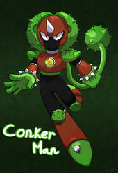 Conkerman by Exaflux
