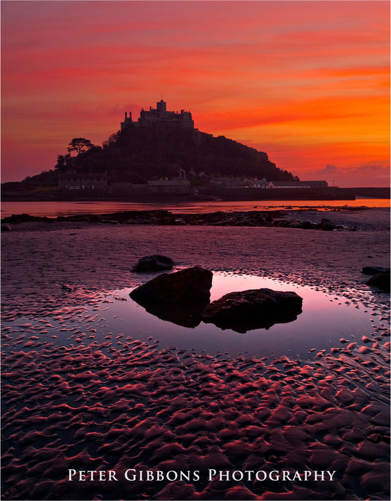 St. Michael's Mount by Photo-Joker