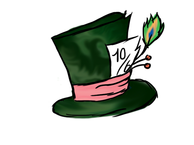 mad hatters hat by hnnaa on deviantart