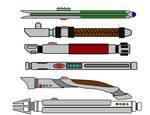 light sabers custom