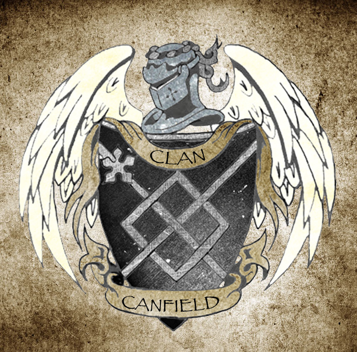 Canfield Coat Of Arms By Tat2tiger On Deviantart