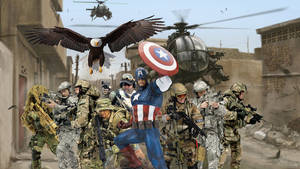 Captain America First to Fight