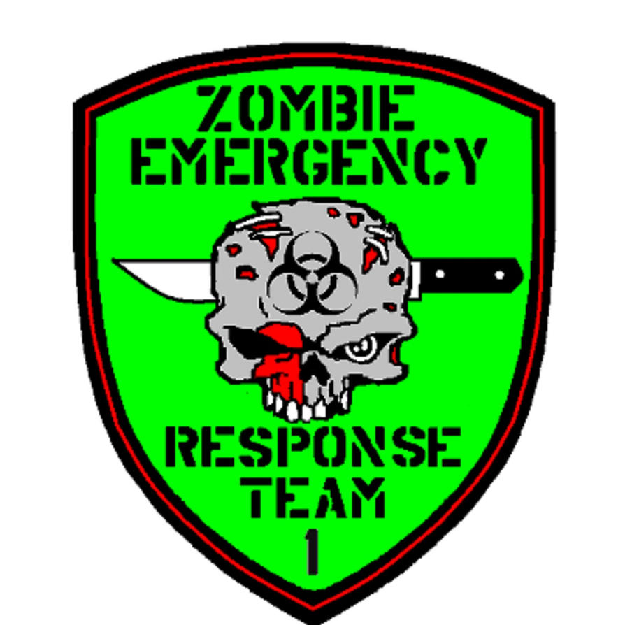 Zombie Emergency Response Team by tat2tiger on DeviantArt