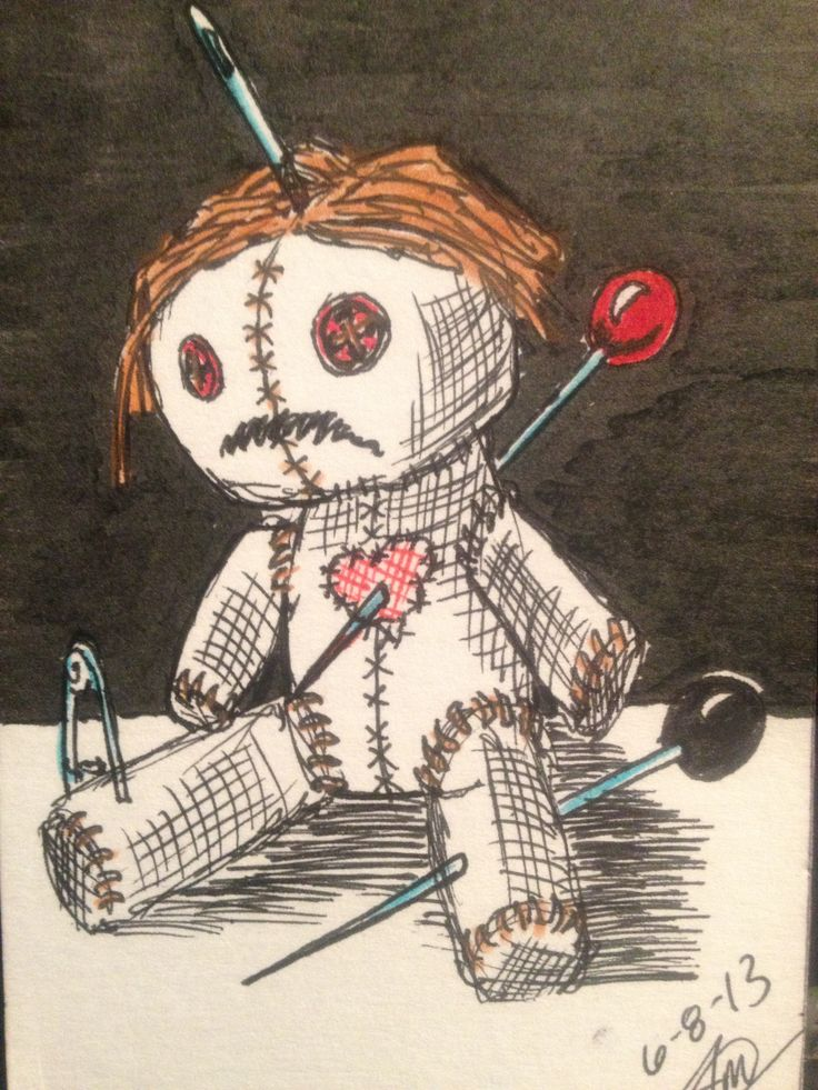 how to get a voodoo doll
