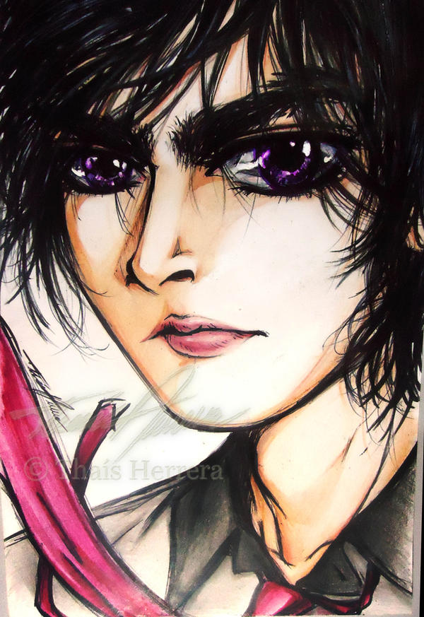 Death Angel  - Portrait by Tatmione