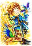 Newt Scamander [Fantastic Beasts]