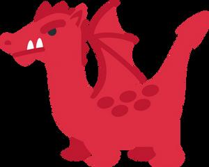 Welsh dragon emoji